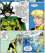 Warlock in a nutshell. (New Mutants Special Edition #1)