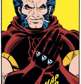 You can almost hear the slash fiction springing into being. (Uncanny X-Men #199)