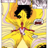 Rachel Summers was totally the best Phoenix. (Uncanny X-Men #199)