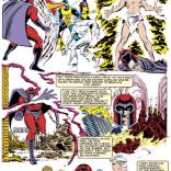 Neal Conan x-plains Magneto. (Uncanny X-Men #200)