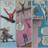 He's not wrong. When he's not the PoV character, Spider-Man comes off as a huge jerk. (Longshot #4)