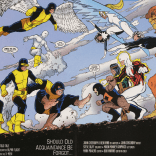 Can't you just picture John Cassady physically crossing this spread off his bucket list? (X-Men/Alpha Flight vol. 2, #2)