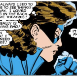 KITTY, FOCUS ON THE PROBLEM AT... oh. Sorry. That was in poor taste. (Uncanny X-Men #200)