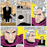 MAGNETO MADE SOME VALID POINTS. (Uncanny X-Men #200)