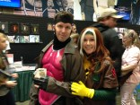 First of the show: '90s Rogue and Gambit!