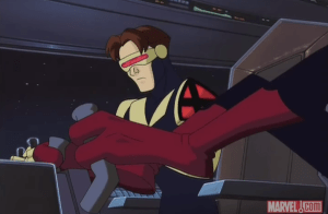Cyclops's increasing resignation is practically its own character in this episode.