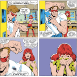 Goddamnit, Scott and Madelyne. (X-Factor #1)
