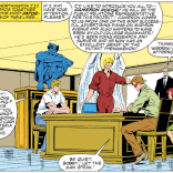 """Also, he'll be gradually brainwashing us all and destroying our lives for the next year and change!"" (X-Factor #1)"