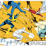 How no one ever recognized the X-Terminators as the original five X-Men is one of the great mysteries of the Marvel Universe. (X-Factor #1)