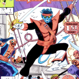 We encourage you to judge this book by its cover. (Nightcrawler #1)