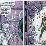I was seriously considering having this entire as-mentioned just be X-Factor knocking down walls. (X-Factor #3)