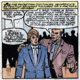 Headcanon: Heinreich has worked out a whole backstory for this secretary, and he's really disappointed that he didn't get to use more of it. (X-Factor Annual #1)