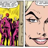 Keith Pollard's Emma is so good. (New Mutants #39)