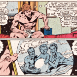 Kiiiinda wishing they'd gone with Freaky Friday instead of Back to the Future, but whatever. (Iceman #2)