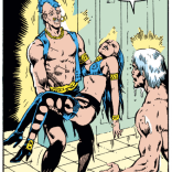 It just DOES NOT STOP SUCKING to be Tom and Sharon. (New Mutants #39)