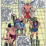 """""""It's like we were briefly allowed to evolve as characters but have since reverted to a social dynamic we had long since outgrown."""" (X-Factor #5)"""