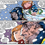 It really sucks to be Wolverine a lot of the time. (Uncanny X-Men #205)