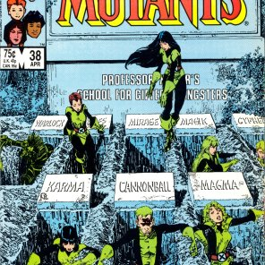 NEXT WEEK: The Beyonder kills the New Mutants.