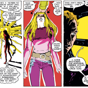 Damnit, Beyonder. (New Mutants #36)