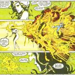 Dang, Psylocke. (New Mutants Annual #2)