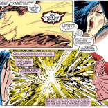 Same song, different issue. (Uncanny X-Men #207)