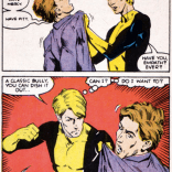 Have I mentioned recently how goddamn underrated Doug Ramsey is? Doug Ramsey is so goddamn underrated. (New Mutants #43)