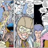 The X-Men are uncharacteristically bloodthirsty throughout this issue. (X-Men Annual #10)