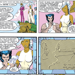 'Kay. (X-Men Annual #10)