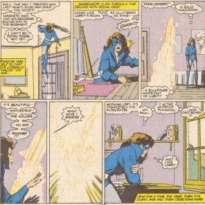 Aw, Kitty. (New Mutants #45)