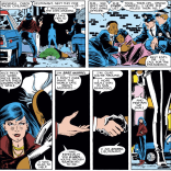 Do you 'ship Storm and Bree Morrell now? You probably should. (Uncanny X-Men #206)