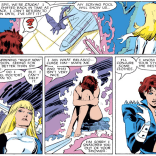 """My powers are limited to the counterculture."" (New Mutants #46)"