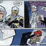 Aw, man. Right in the feels. (X-Factor #8)