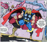 Have we mentioned that we love Thor? We love Thor. (The Mighty Thor #373)