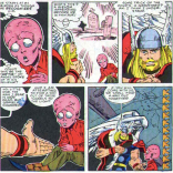 Aw. (The Mighty Thor #374)