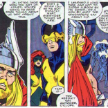 Thor: Definitely the best dude you know. (The Mighty Thor #374)