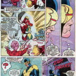 It's funny, because miscommunication. (X-Factor #11)