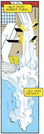 ...on a single page. (Uncanny X-Men #213)
