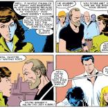 Good job Kitty. (Uncanny X-Men #210)