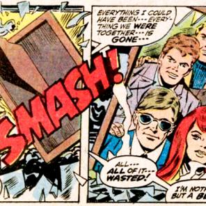 Drama, destruction, and slightly off-model mutants. (Amazing Adventures #11)