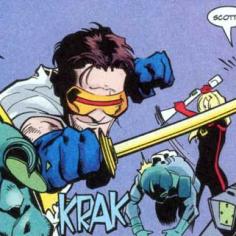 Mutant X Cyclops is the best Cyclops.