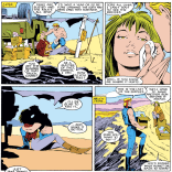 Car Wreck Sex: The Alex Summers Story. (Uncanny X-Men #218)