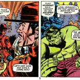 Meanwhile, in Canada... (The Incredible Hulk #161)