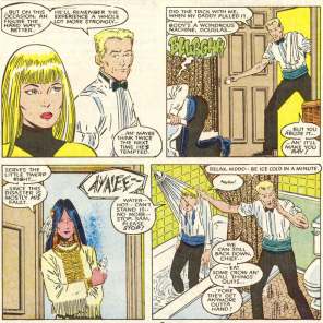 Sam Guthrie: Everyone's best big brother. (New Mutants #54)