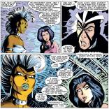 Our heroes and yours! (Uncanny X-Men #219)