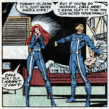 Seriously, though, THOSE DRAMATIC GESTURES! (X-Factor #12)