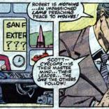 Cameron Hodge is so good at villain speeches. (X-Factor #17)