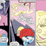 Aw, Kitty. Aw, Franklin. (Fantastic Four Versus the X-men #3)