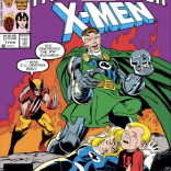 These covers, man. (Fantastic Four Versus the X-men #1)