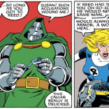 IT JUST DOESN'T STOP BEING FUNNY. (Fantastic Four Versus the X-men #4)
