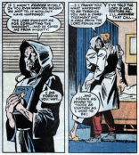 We kind of skirted this part of the storyline, because it makes us both super uncomfortable and we weren't really sure what angle to approach it from. You do you. (X-Factor #16)